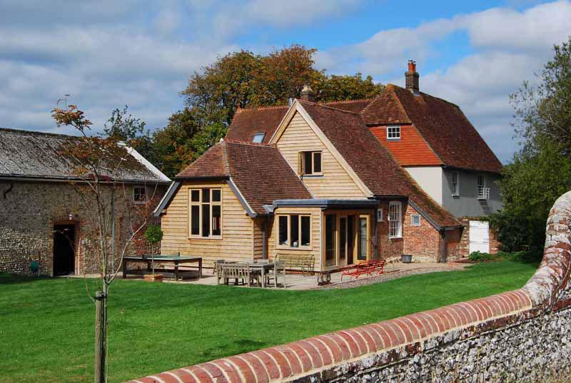 South downs farmhouse